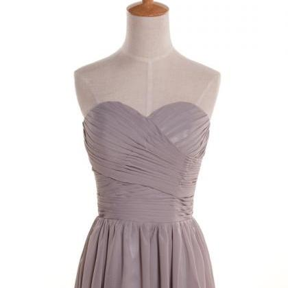 Chiffon Short Prom Dress ,evening ..
