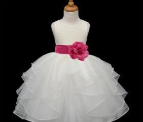 Organza with Satin T..